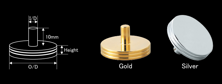 ゴールドは廃盤となりました