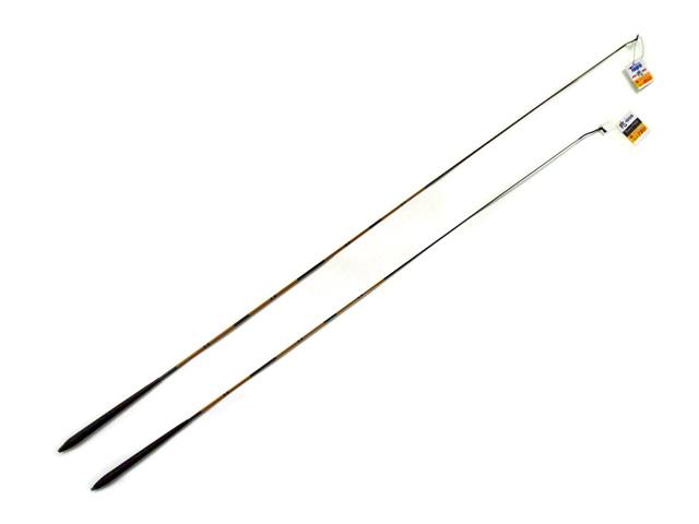 川での手長えびやハゼ釣りから、池や沼などでのタナゴ釣りにオススメの竿。小さなお子様でも扱いやすい短めの設計となっています。