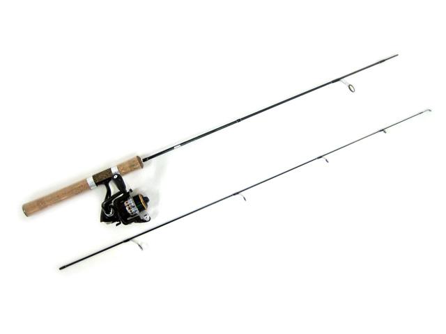 トラウトをルアーで狙うための竿とリールの専用セット。管理釣り場、渓流で活躍します。竿の硬さがULと全体的にしなる柔らかい設計となっているため1gのスプーンから使用できます。食い込みも良く魚の掛かりが非常に良くなっております。
