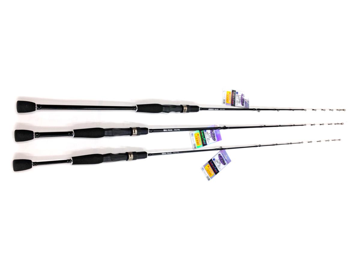 全長110cmのテトラ竿。ボートでのタコ釣りなどにも使用できます。
